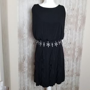 Karina Sexy Women's Dress Size 6 Bl…